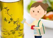糖質制限中に要注意!油の正しい摂取方法
