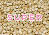 糖質オフで栄養満点のスーパーフード「キヌア」!