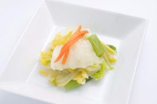 白菜の浅漬